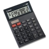 Kalkulačka CANON AS-120, 12 miest